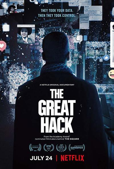 The Great Hack movie poster