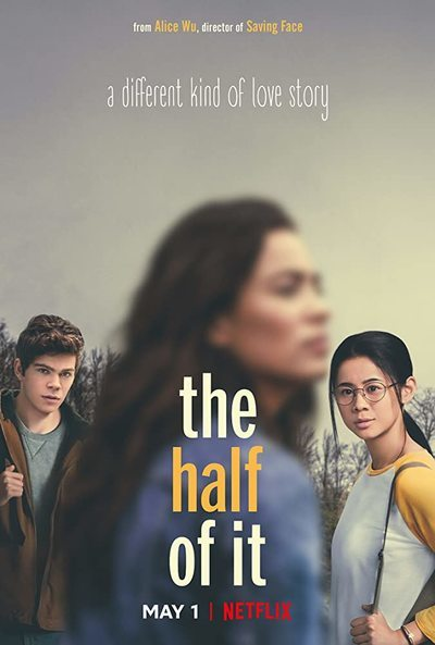 The Half of It movie poster