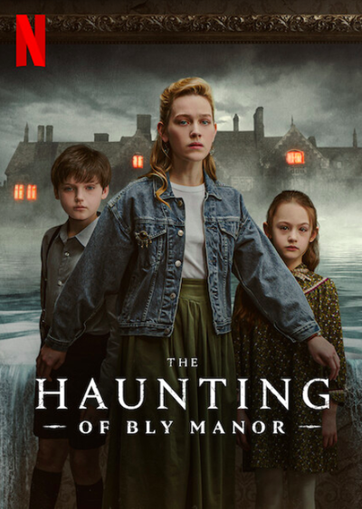 The Haunting of Bly Manor movie poster