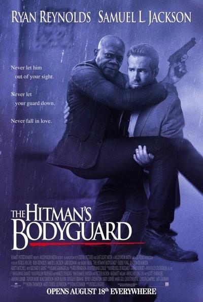 The Hitman's Bodyguard movie poster
