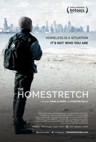 The Homestretch movie poster