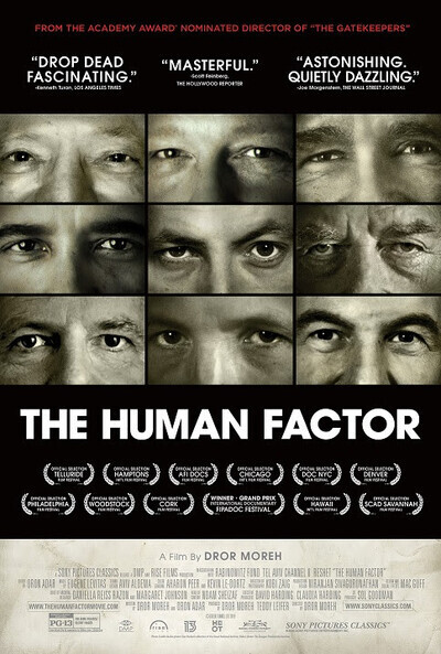 The Human Factor movie poster
