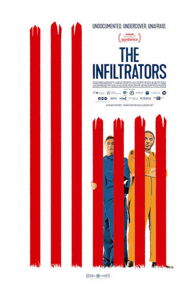 The Infiltrators movie poster