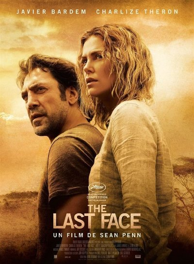 The Last Face movie poster