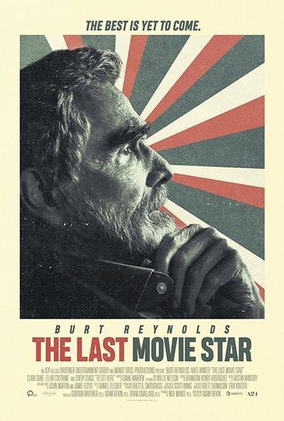 The Last Movie Star movie poster