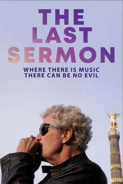 The Last Sermon movie poster