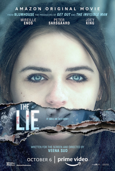 The Lie movie poster