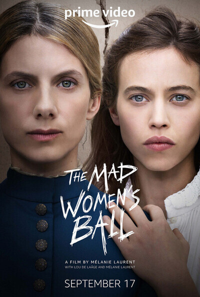 The Mad Women's Ball movie poster