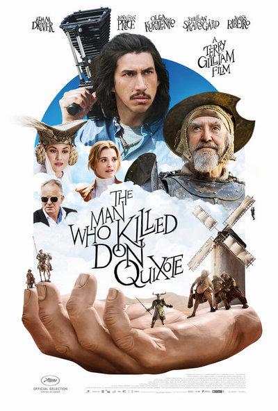 The Man Who Killed Don Quixote movie poster