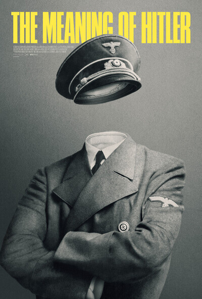 The Meaning of Hitler movie poster