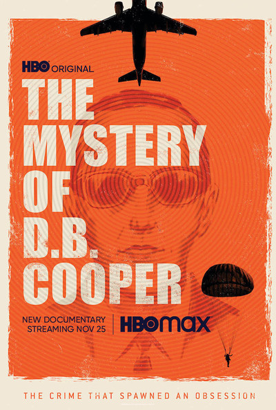 The Mystery of D.B. Cooper movie poster
