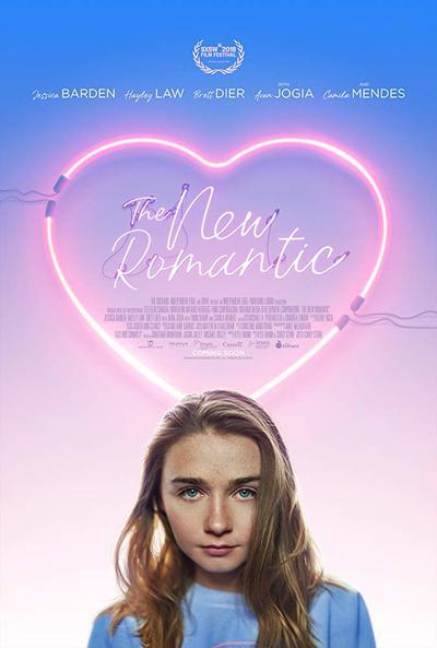 The New Romantic movie poster