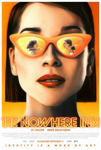 The Nowhere Inn movie poster