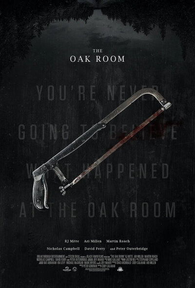 The Oak Room movie poster