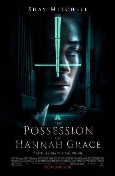 The Possession of Hannah Grace movie poster