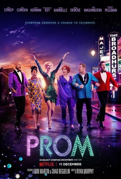 The Prom movie poster