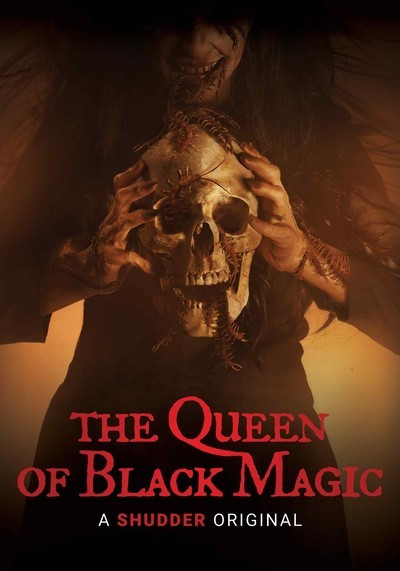 The Queen of Black Magic movie poster