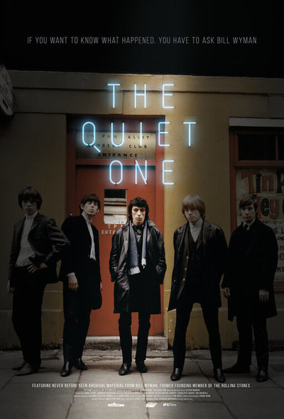 The Quiet One movie poster