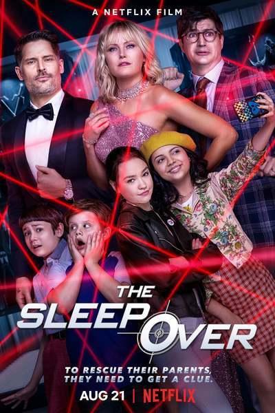 The Sleepover movie poster