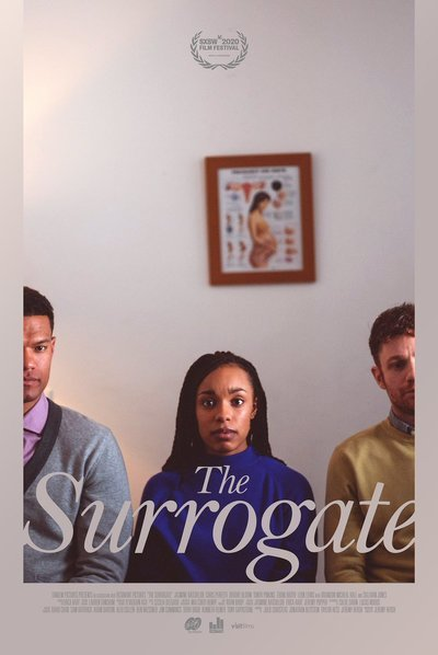 The Surrogate movie poster