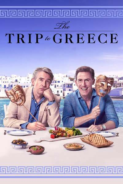 The Trip to Greece movie poster