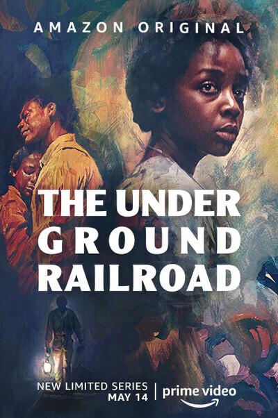 The Underground Railroad movie poster