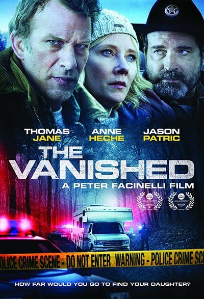The Vanished movie poster