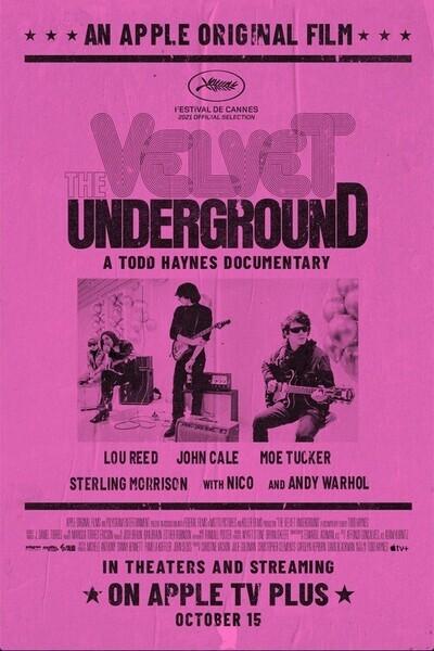The Velvet Underground movie poster