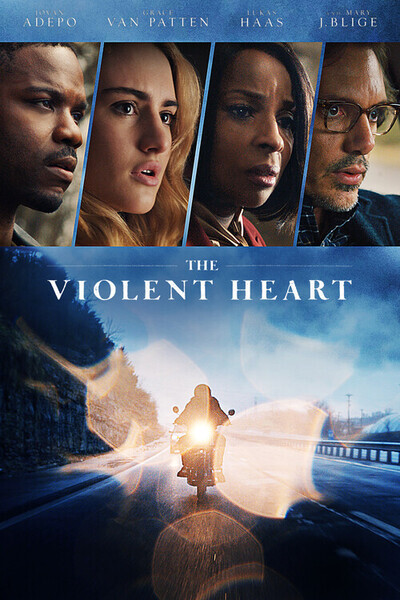 The Violent Heart movie poster