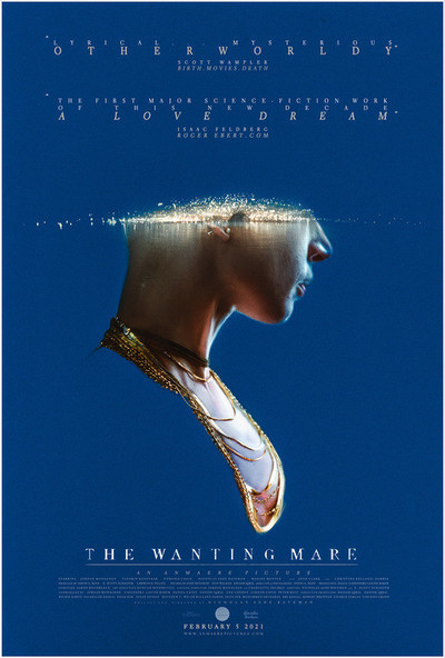The Wanting Mare movie poster