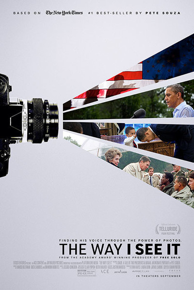 The Way I See It movie poster