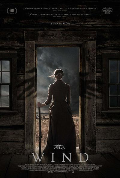 The Wind movie poster