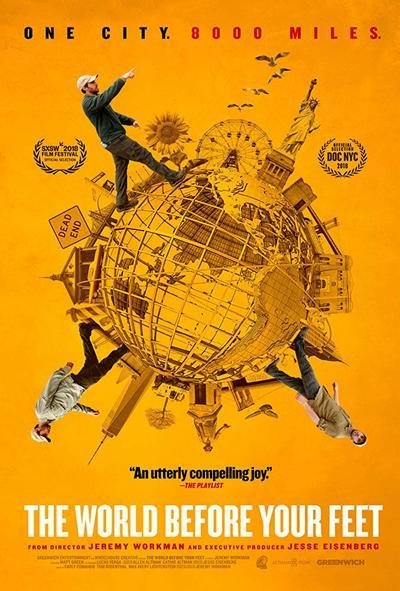The World Before Your Feet movie poster