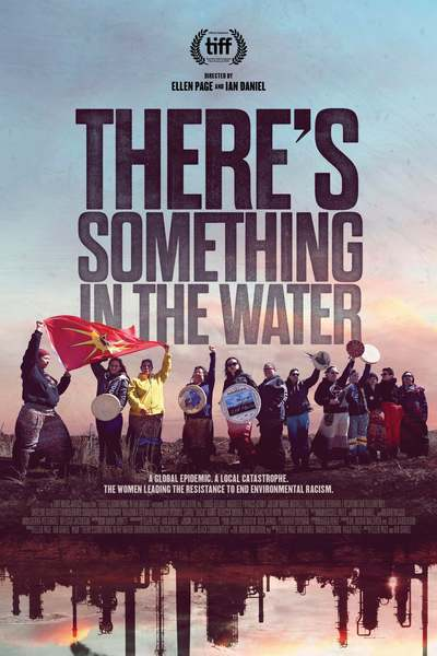 There's Something in the Water movie poster