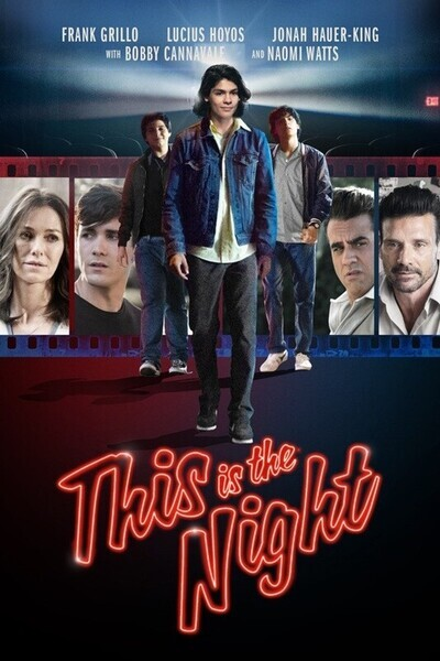 This Is the Night movie poster