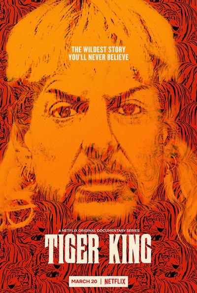 Tiger King movie poster