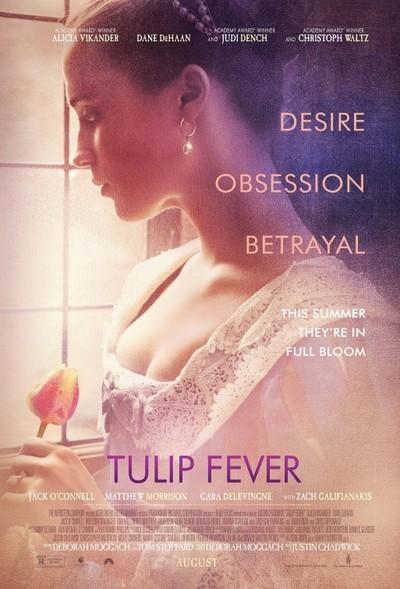 Tulip Fever movie poster