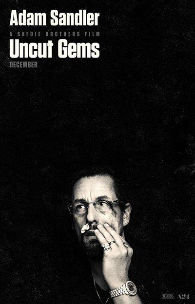 Uncut Gems movie poster