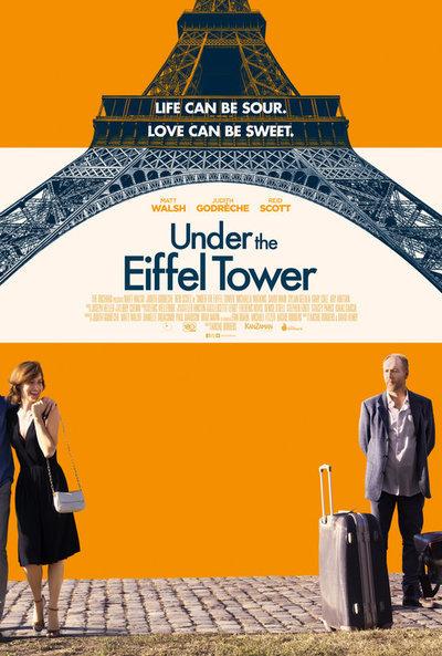 Under the Eiffel Tower movie poster