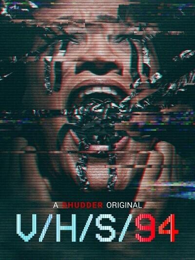 V/H/S/94 movie poster