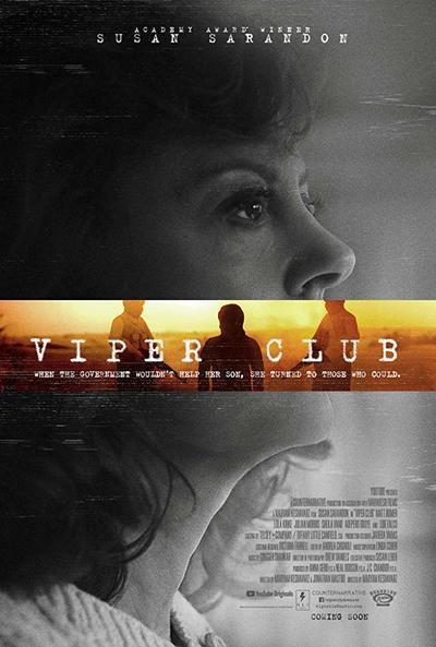 Viper Club movie poster