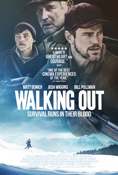 Walking Out movie poster