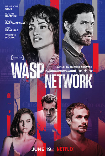 Wasp Network movie poster