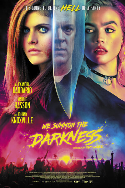 We Summon the Darkness movie poster
