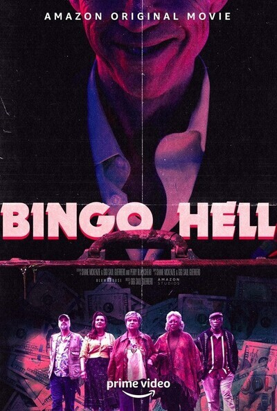 Welcome to the Blumhouse: Bingo Hell movie poster