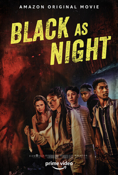 Welcome to the Blumhouse: Black as Night movie poster