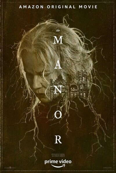 Welcome to the Blumhouse: The Manor movie poster