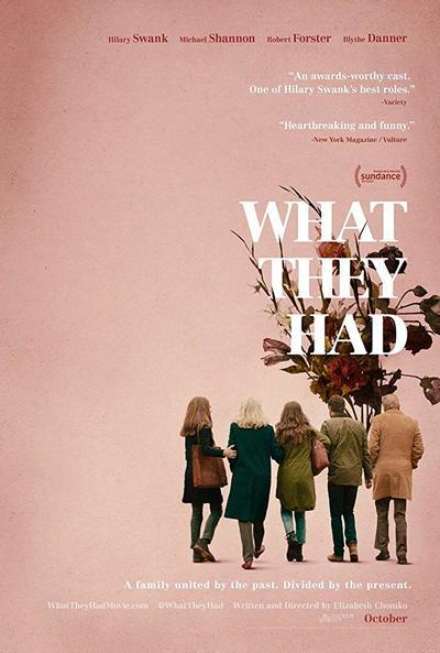 What They Had movie poster