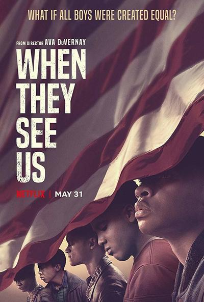 When They See Us movie poster