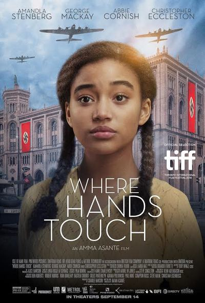 Where Hands Touch movie poster